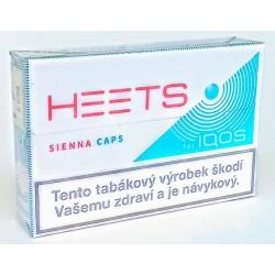 Tabákové náplně HEETS Sienna Caps 10x20ks
