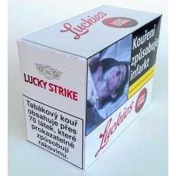 Cigaretový tabák Luckies Lucky Strike 6x30 g