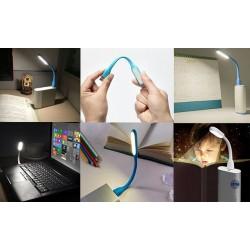USB světlo k notebooku - oranžové