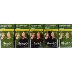 Cigarety s filtrem tvrdá krabička Davidoff Black Reshape kolek Z 108 Kč 10x20 ks