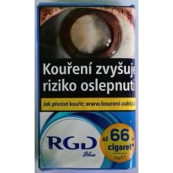 Cigaretový tropický tabák RGD Blue 30g