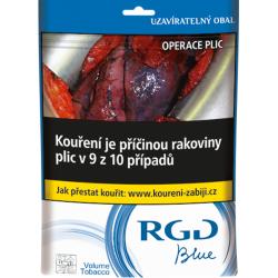 Cigaretový tropický tabák RGD Blue XXL 104g