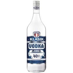 Vodka klasik jemná 40% 1l