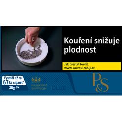 Cigaretový tabák Parker & Simpson P&S Blue 30g