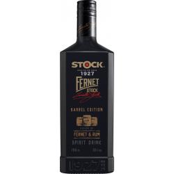 Barrel Edition Fernet & Rum spirit drink Fernet Stock 35% 700 ml