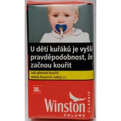 Cigaretový tabák Winston classic 30g