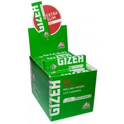 Cigaretové papírky extra slim fine Gizeh 50x66 ks