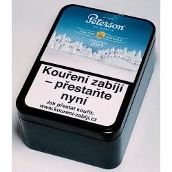 Dýmkový tabák plechová krabička limitovaná edice Christmas 2019 Peterson of Dublin 100g