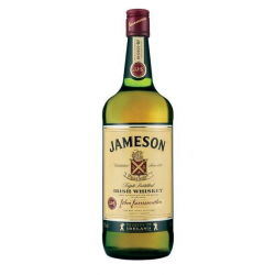 Irská whiskey Jameson 40% 1l