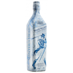Limited edition White whisky Johnnie Walker 41,7% 1x700ml