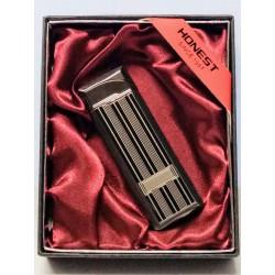 Luxusní plynový Zapalovač G2 BCZ016-6-02 Honest dárkové balení