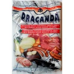 Řeznická solící nakládací směs s cukry pro domácí uzené masné výrobky Praganda 250g