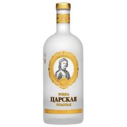Vodka carská zlatá 40% 1,0l