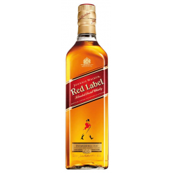 Johnnie Walker Red Label Skotská whisky 40% 1x0,7l