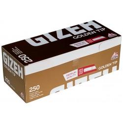 Cigaretové dutinky Premium Quality Golden Tip Gizeh 250 ks