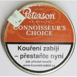 Dýmkový tabák Connoisseur's choice Peterson of Dublin 50g