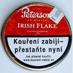 Dýmkový tabák Irish Flake Peterson of Dublin 50g