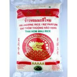 Rýže jasmínová Golden Thai Dragon (Gao Rong Do) 9 Kg