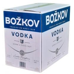 Alkohol-Bonboniéra Vodka Božkov 3x destilovaná 37,5% 12x(20x0,04l)240 ks