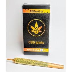 Předrolovaný CBD marihuana konopí joint (Prerolled)