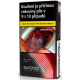 Kartonové balení tvrdá krabička cigarety s filtrem American Blend Bacco Black kolek Z 97 Kč 10x20ks
