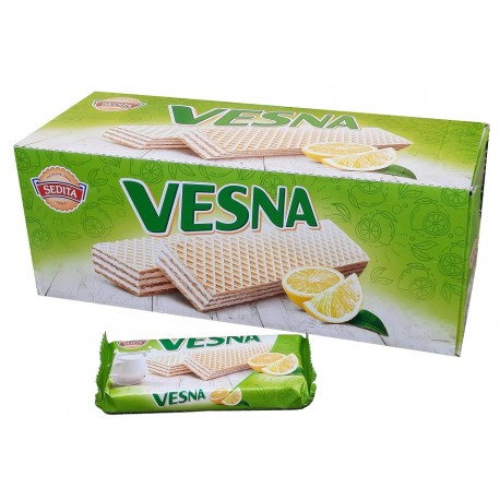 Vesna - citrón - Sedita 30 kusů