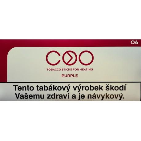 Kartonové balení zahřívané tabákové náplně COO Yellow 03 6,6g tabáku (10x20ks)200ks / 10x(20x6,6g)1260g