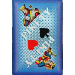 Hrací karty 32 listů Pikety