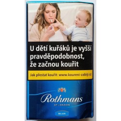 Cigaretový tabák Rothmans of London Blue 55g