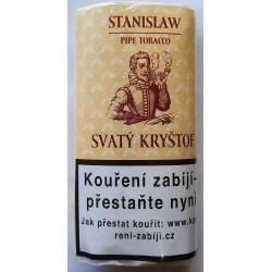 Dýmkový tabák Svatý Kryštof Stanislaw pipe tobacco 40 g