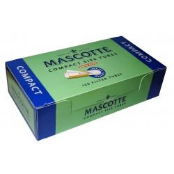 Cigaretové dutinky compact Mascotte 120 ks