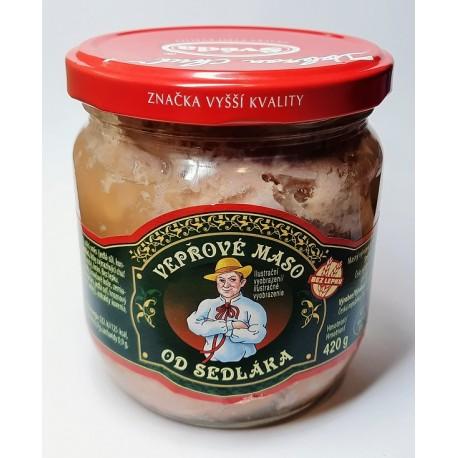 Vepřové maso od sedláka Švéda 420 g