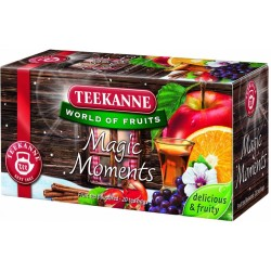 Teekanne Magic Moments ovocný čaj 20x2,5g