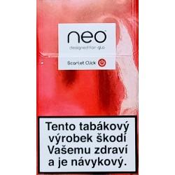 Scarlet click Neo designed for glo 6,8g/20ks 6,8g