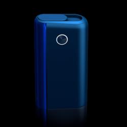 Zařízení k zahřívání speciálních tabákových náplní neo glo™ hyperˇ+ barva blue