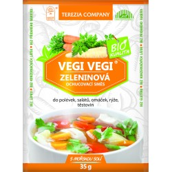 Zeleninová ochucovací směs Vegi Vegi BIO kvalita 1x35g