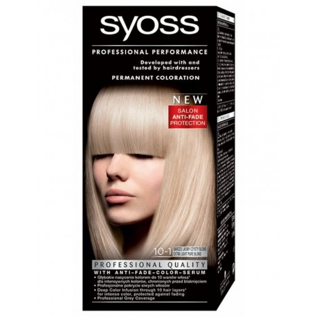 Syoss Professional Performance 10-1 Extra světlá ryzí blond